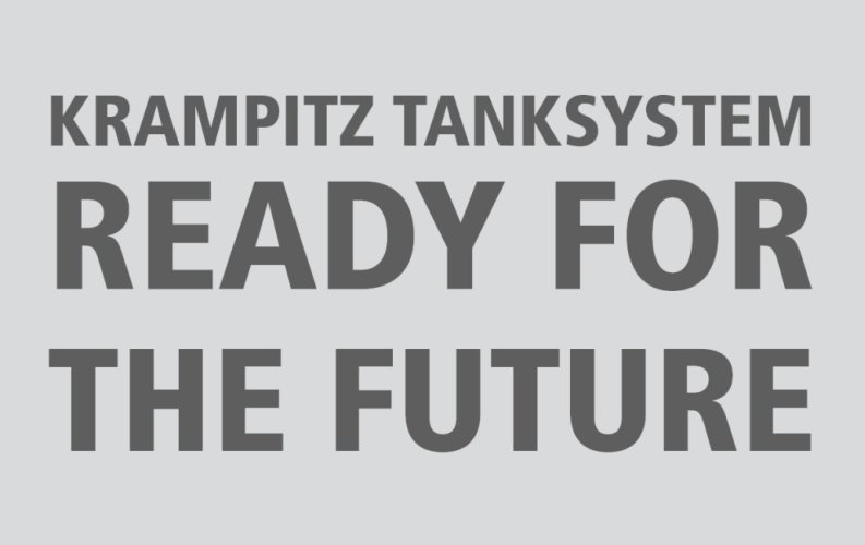 Krampitz tank systems ready for the future
