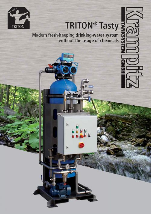 fresh-keeping drinking-water system